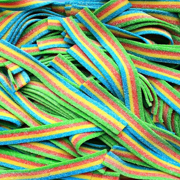 Rainbow Blast Gummy Strip