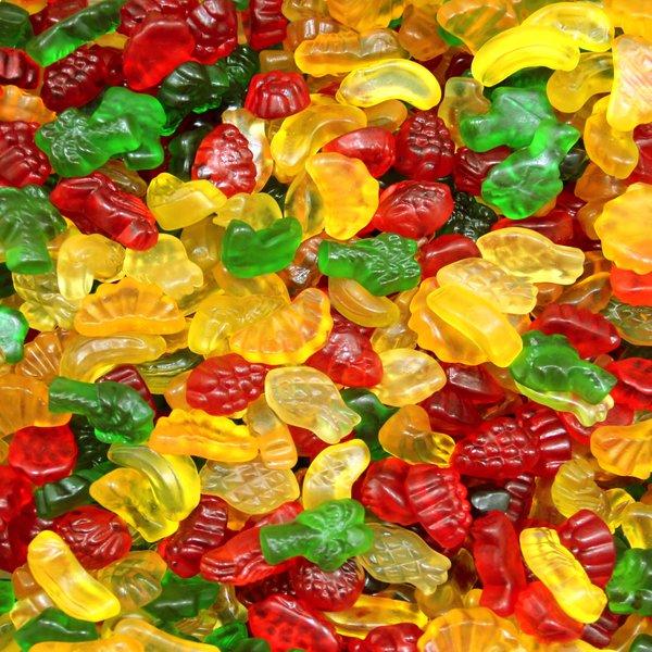 Tropical Fruit Gummy