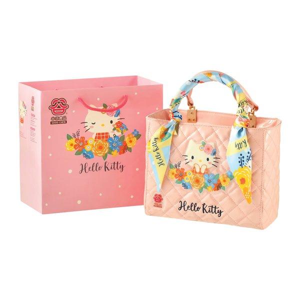 Hello Kitty Hukuo Flower Thermal Bag