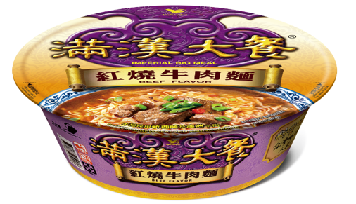Imperial Big Meal Instant Bowl Noodle Beef Flavour